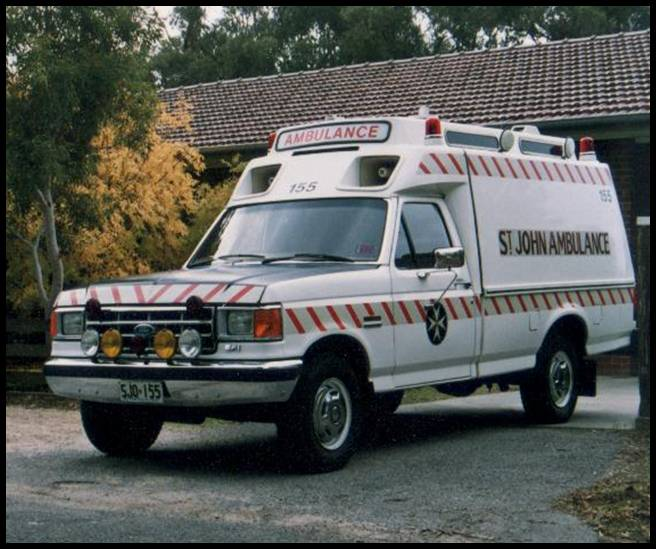 Welcome to old-ambulance com